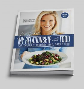 My Relationship With Food Cookbook
