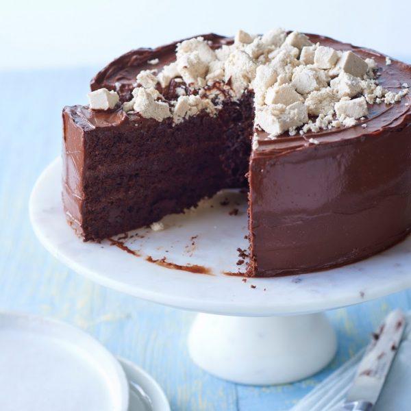 Grain-free chocolate cake
